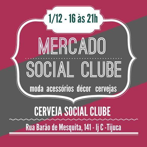 mercado cerveja social clube