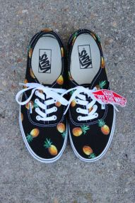 abacaxi vans